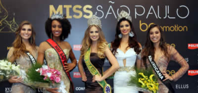 Miss São Paulo BE Emotion 2016 No Citibank Hall aconteceu à eleição da Miss estado de São Paulo BE Emotion com 30 representantes das cidades do interior e capital, o concurso realizado pela BE Emotion, marca de beleza do grupo Polishop, elegeu a candidata