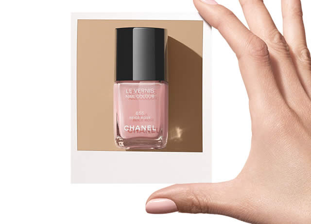 CHANEL - Le-Vernis Nail Colour