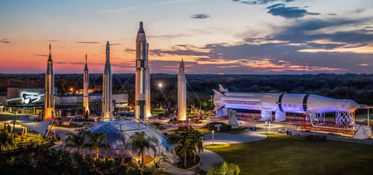 Comitê da NASA elegeu personalidades que fizeram história na exploração espacial americana para o novo Hall of Fame do Kennedy Space Center Visitor Complex