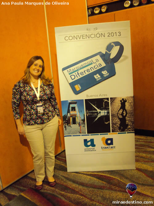 Ana Paula Marques de Oliveira, Travel Ace Assistance