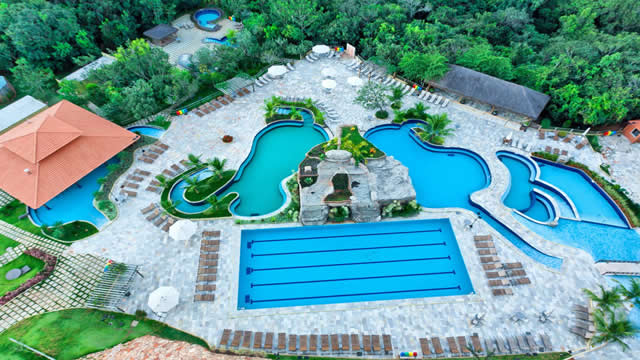 Ecologic Ville Resort & Spa, em Caldas Novas
