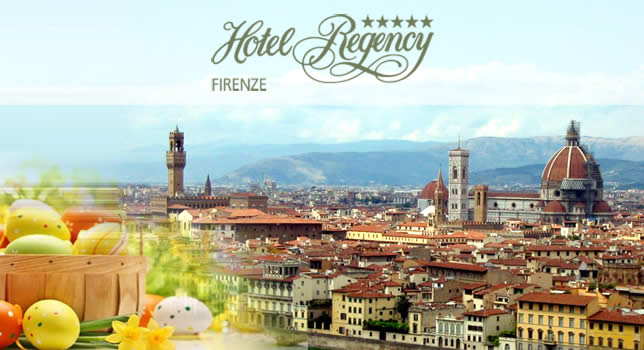 Hotel Regency | A delicious Easter in Florence, Italy