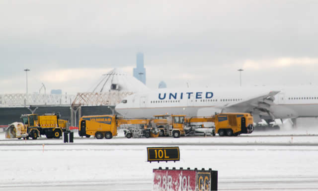 ORD and MDW Awarded for Excellence in Snow Management