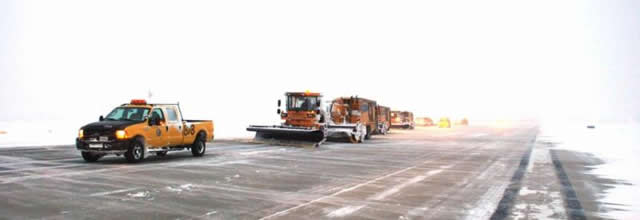 ORD and MDW Awarded for Excellence in Snow Management‏