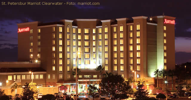 St. Petersbur Marriot Clearwater