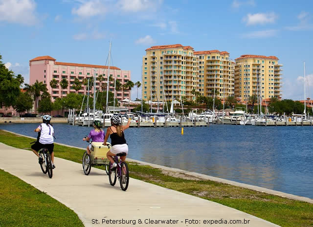 St Petersburg Clearwater