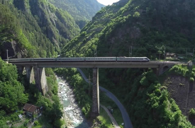 The Gotthard Base