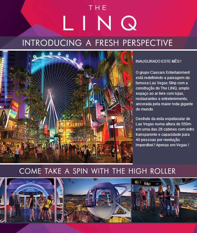 The Linq, Las Vegas