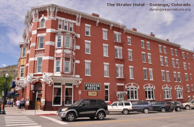 The Strater Hotel - Durango - Colorado