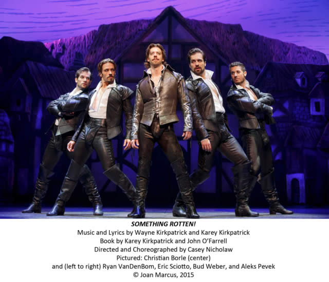 Something Rotten! - 69º Tony Awards