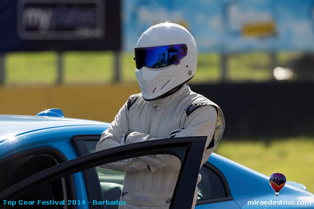 Top Gear Festival 2014, Bushy Park Circuit - Barbados