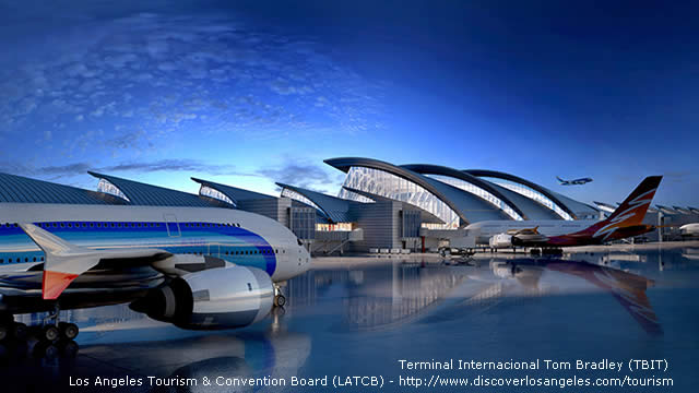 TERMINAL INTERNACIONAL TOM BRADLEY - LOS ANGELES