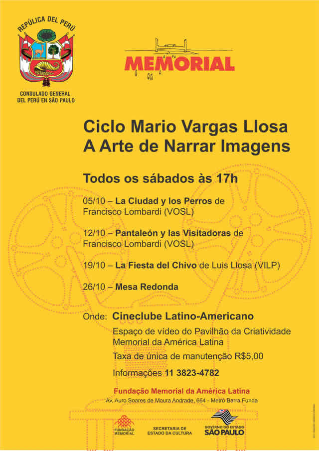 Cinema peruano - Memorial de Amercia Latina