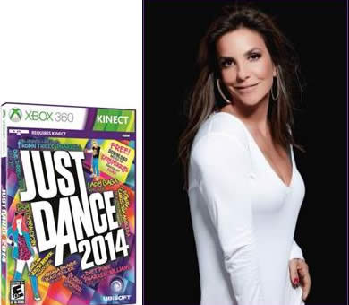Just Dance 2014 - Ivete Sangalo, Lady Gaga, Katy Perry, One Direction, Daft Punk