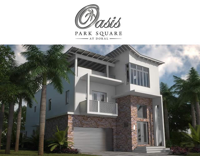 For Sale: Oasis Park Square at Doral - Miami