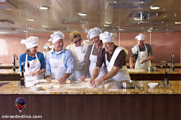 AmaPrima - AmaWaterways - Culinary Center Class