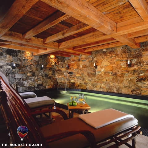 Vail Resorts - The Bachelor Gulch Spa Grotto