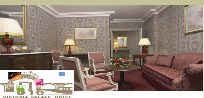 Victoria Palace Hotel - Pay 3, Stay 4 Summer Promotion