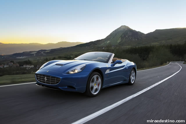 Ferrari California 30, Via Italia