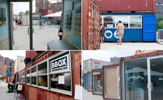 DELKAB MARKETING - Shopping Center Containers New York