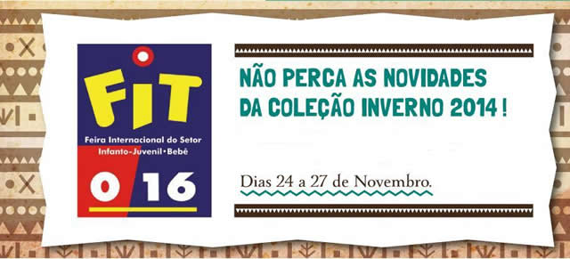 Parizi Jeans for Kids na FIT 0/16  Inverno 2014