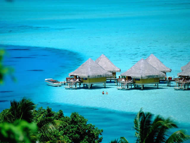 Bora Bora - Tahit - Vacations - Resort
