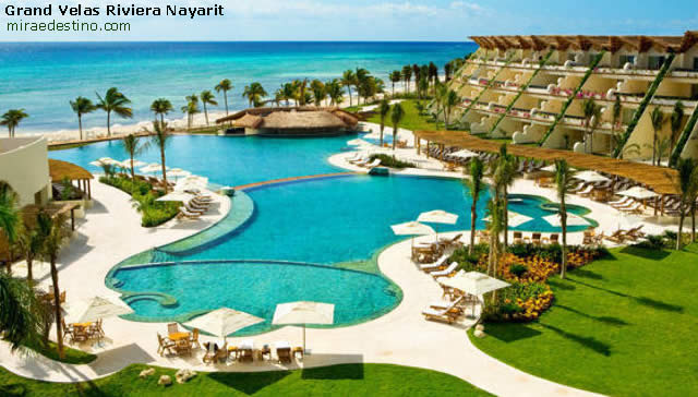Riviera Nayarit, México - Four Seasons Resort Punta Mita