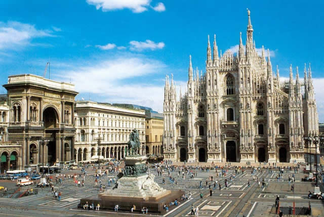 Milan city tour Day&Night life - Italy. The city of Milan, Italy's financial and fashion hub and probably its most dynamic city.
