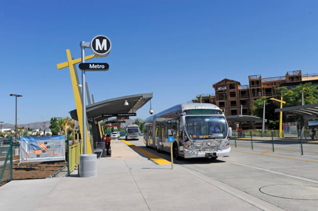 Metro's 7-Day Pass, Los Angeles