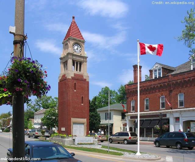 NIAGARA ON THE LAKE - ONTARIO - CANADA